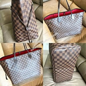 Louis Vuitton Bags - Louis Vuitton Neverfull GM Damier Ebene Tote bag aea63526153